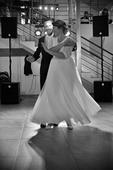 Svadobné šaty čipkované v. 42, 42
