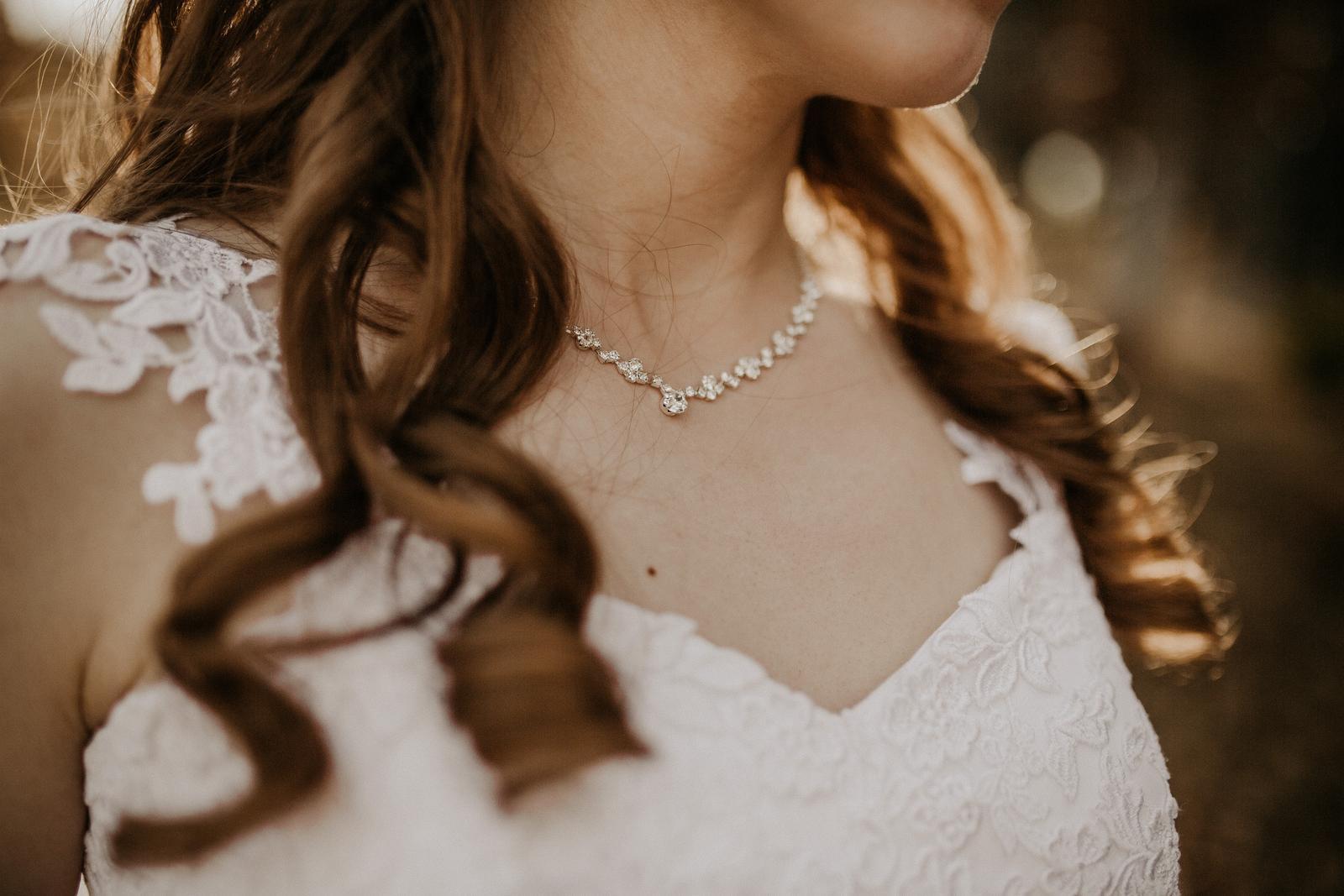Svadobné šaty tylové - Obrázok č. 4