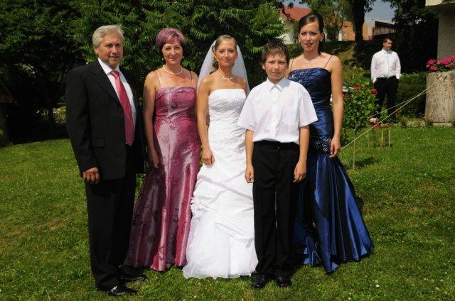 Alena{{_AND_}}Marián - rodina nevesty