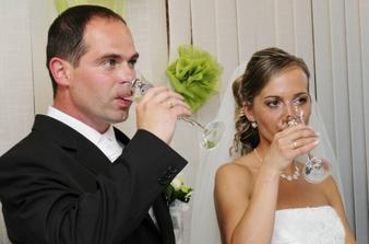 Nazdravie novomanželom!