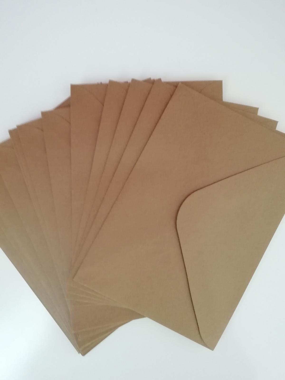 Obálky + pozvánky (peněženka) - Obrázek č. 1