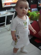náš malý pokladík Kristínka - nar. 8.9.2010
