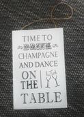 Keramická tabuľa ,