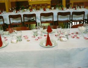 výzdoba stoly :-)