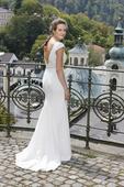 Značkové svatební šaty Elizabeth Passion, 38