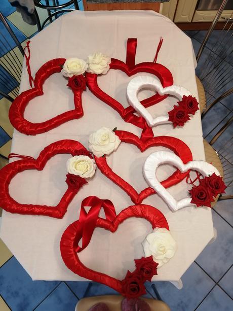 polystyrénové srdcia - Obrázok č. 1