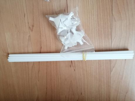 Plastový držiak na balón - Obrázok č. 1