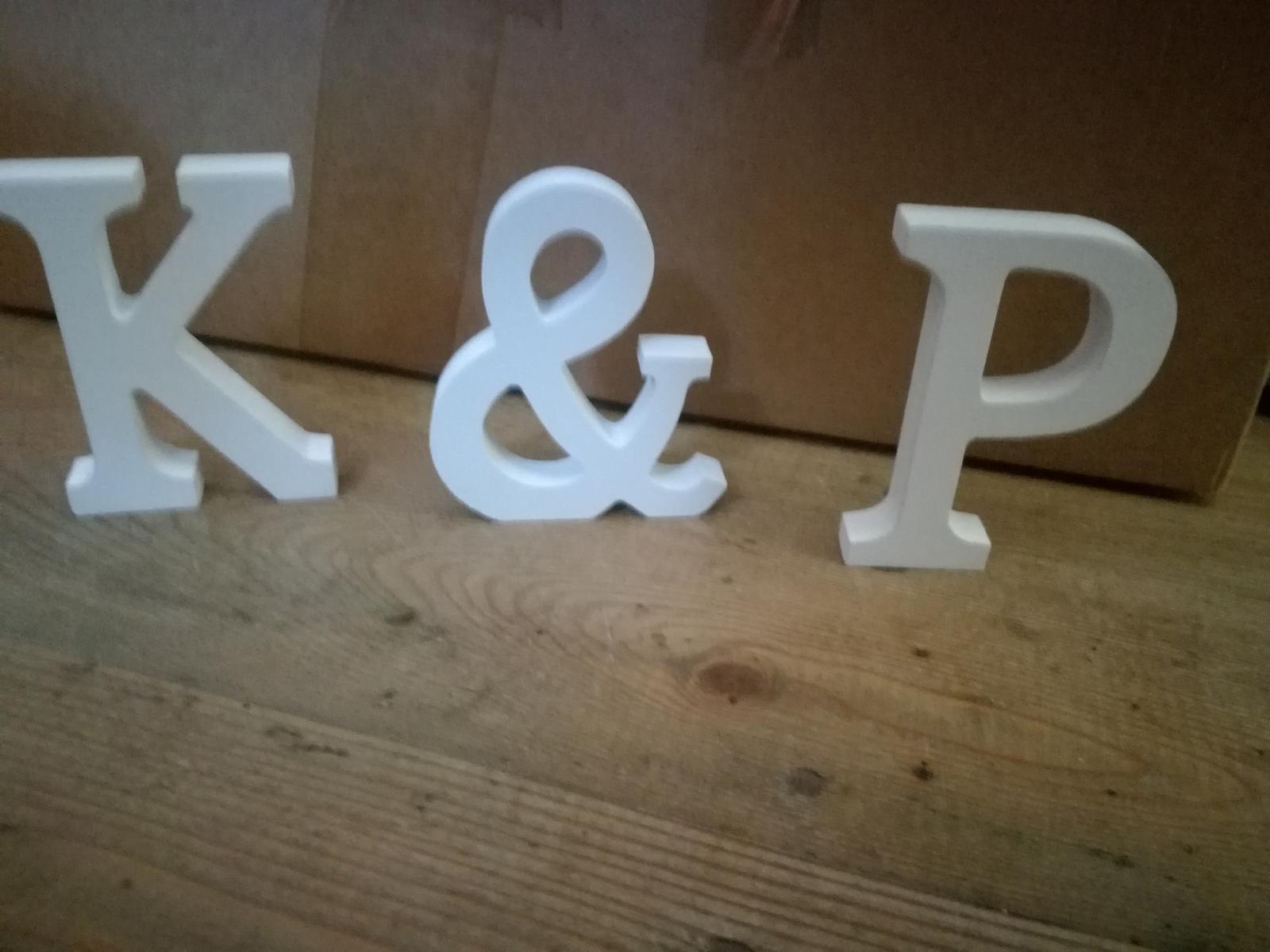 Písmena K a P - Obrázek č. 1