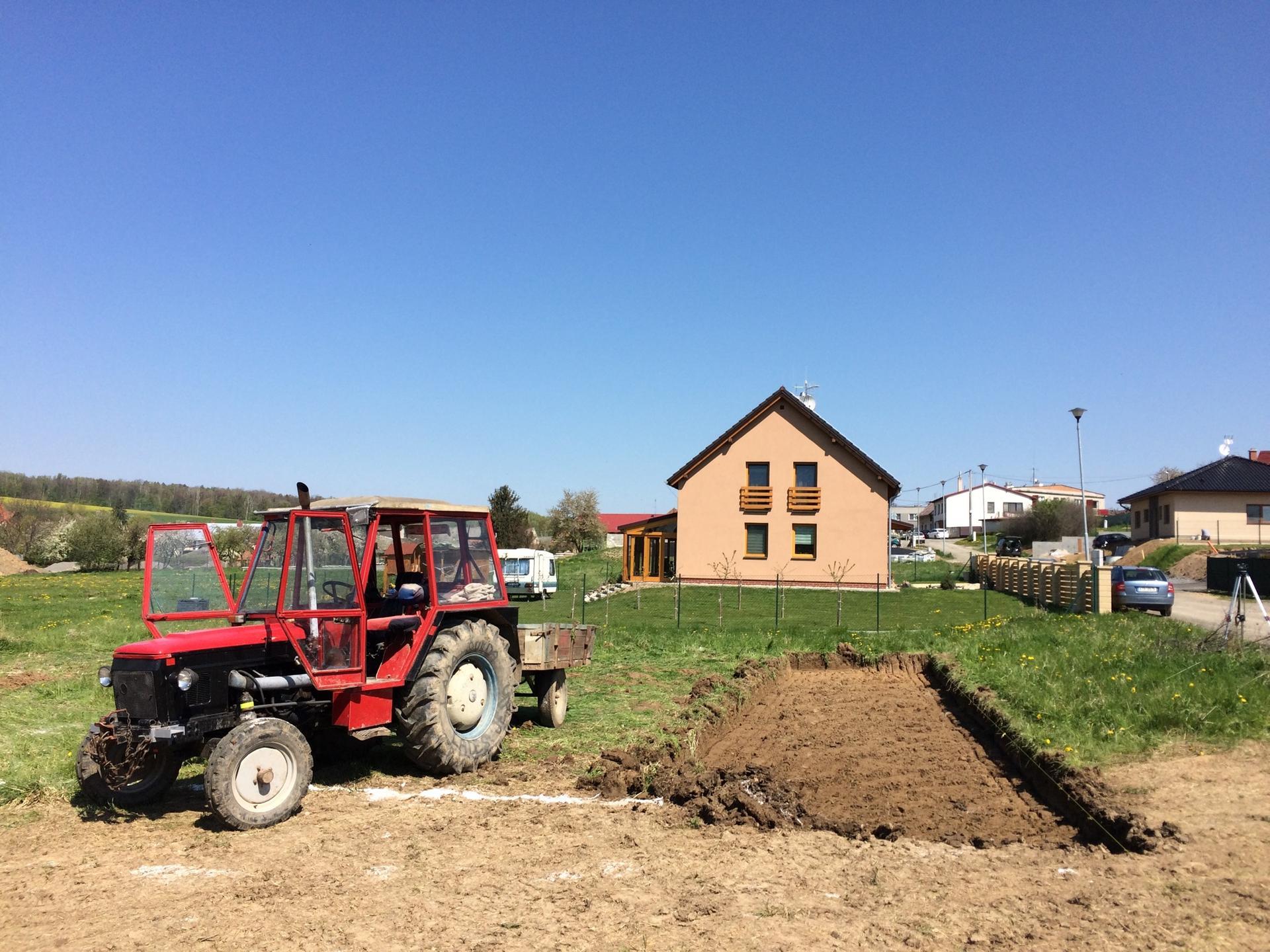 Stavba domu - Obrázek č. 1