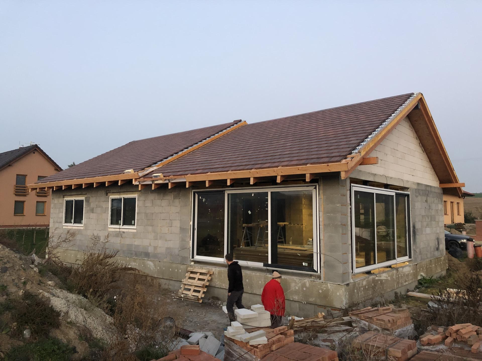 Stavba domu - Obrázek č. 10