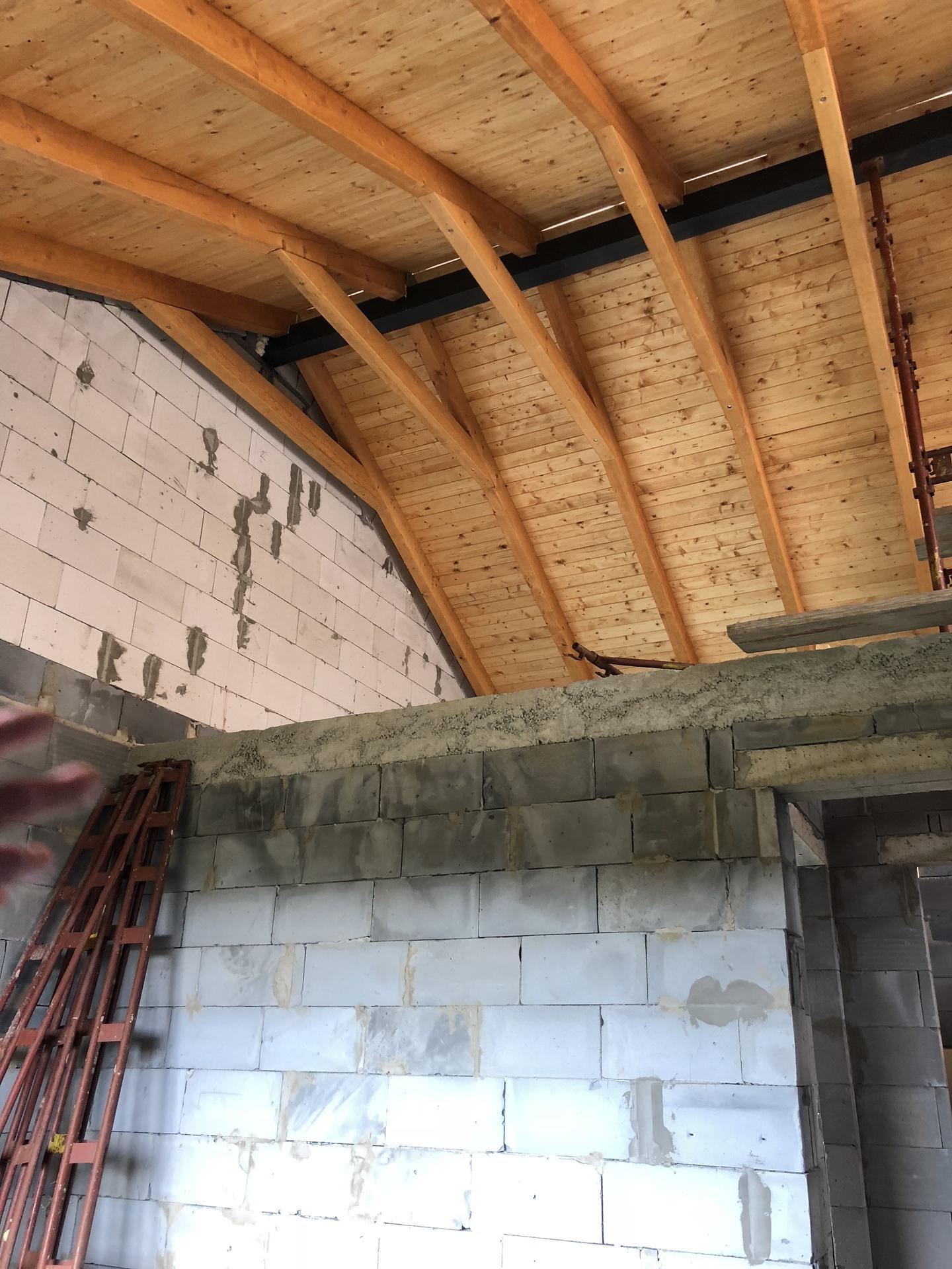 Stavba domu - Obrázek č. 9