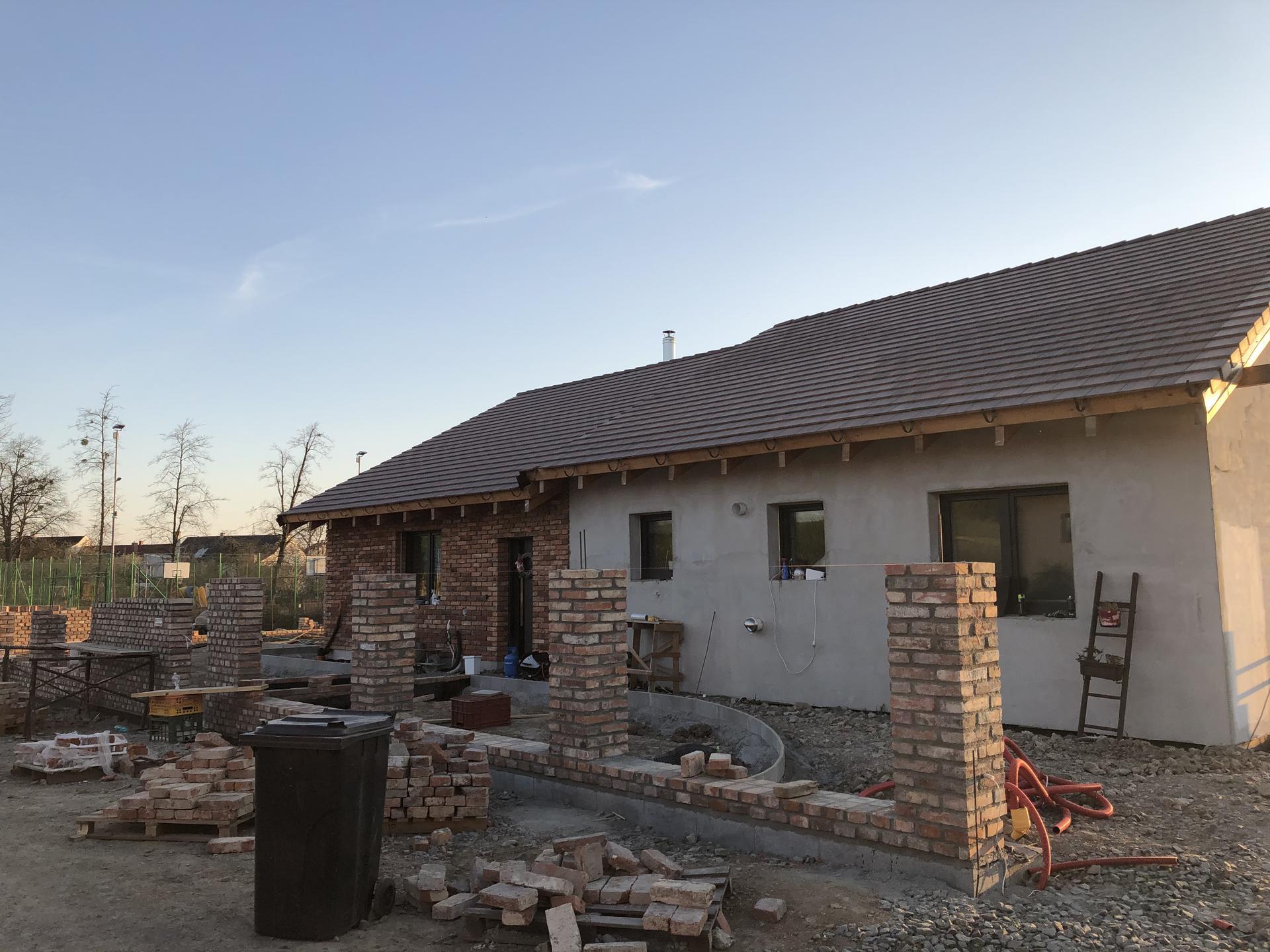 Stavba domu - Obrázek č. 21