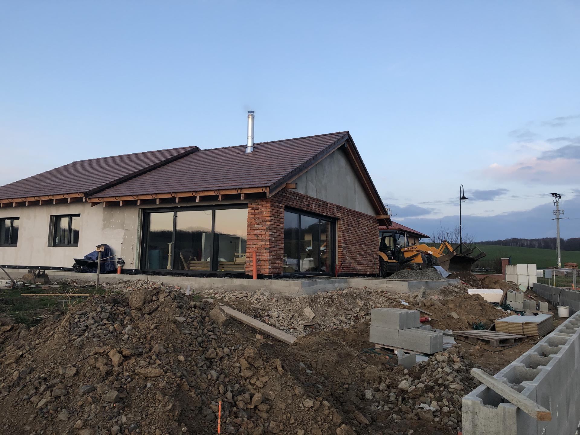 Stavba domu - Obrázek č. 20