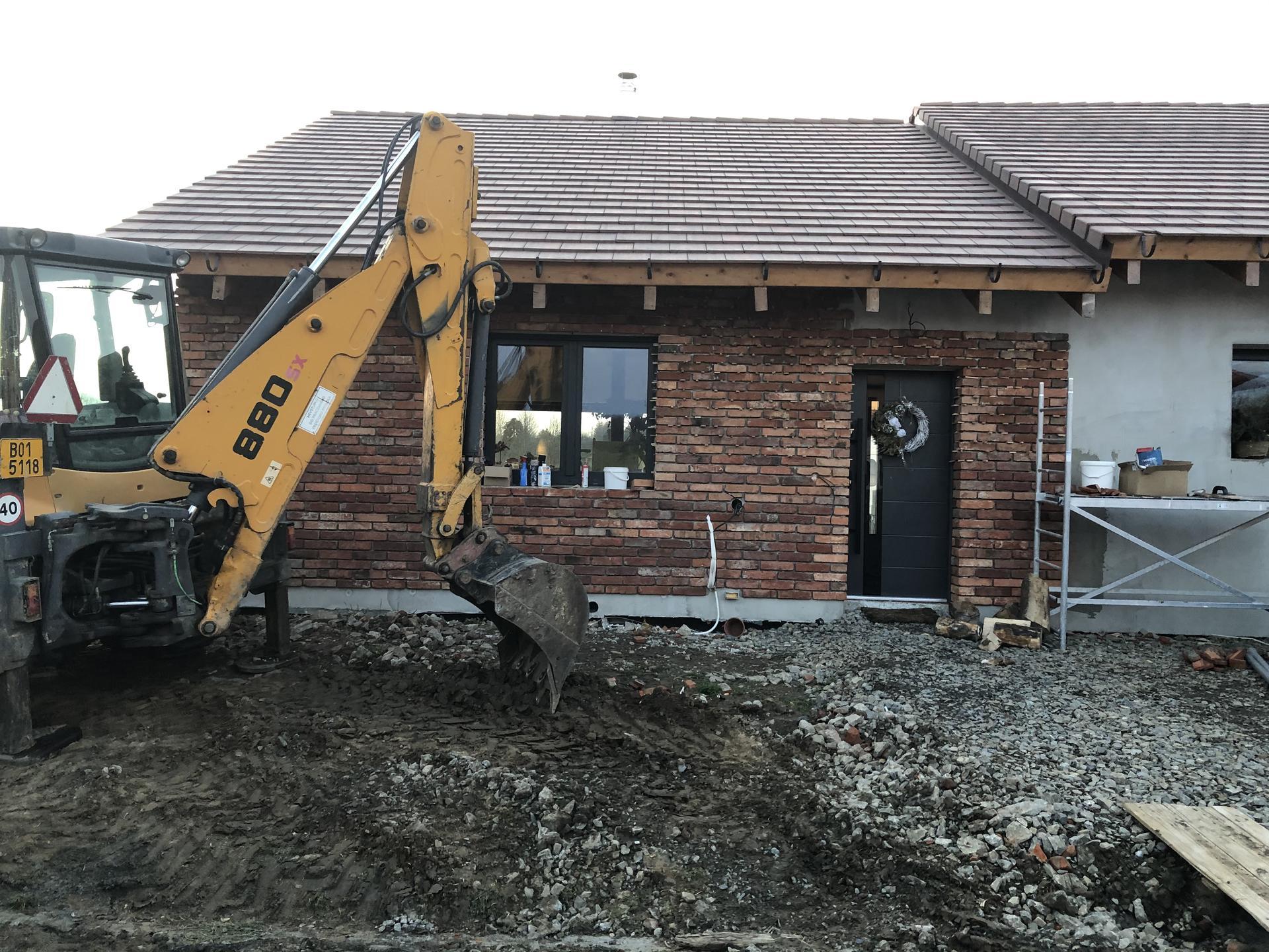 Stavba domu - Obrázek č. 19