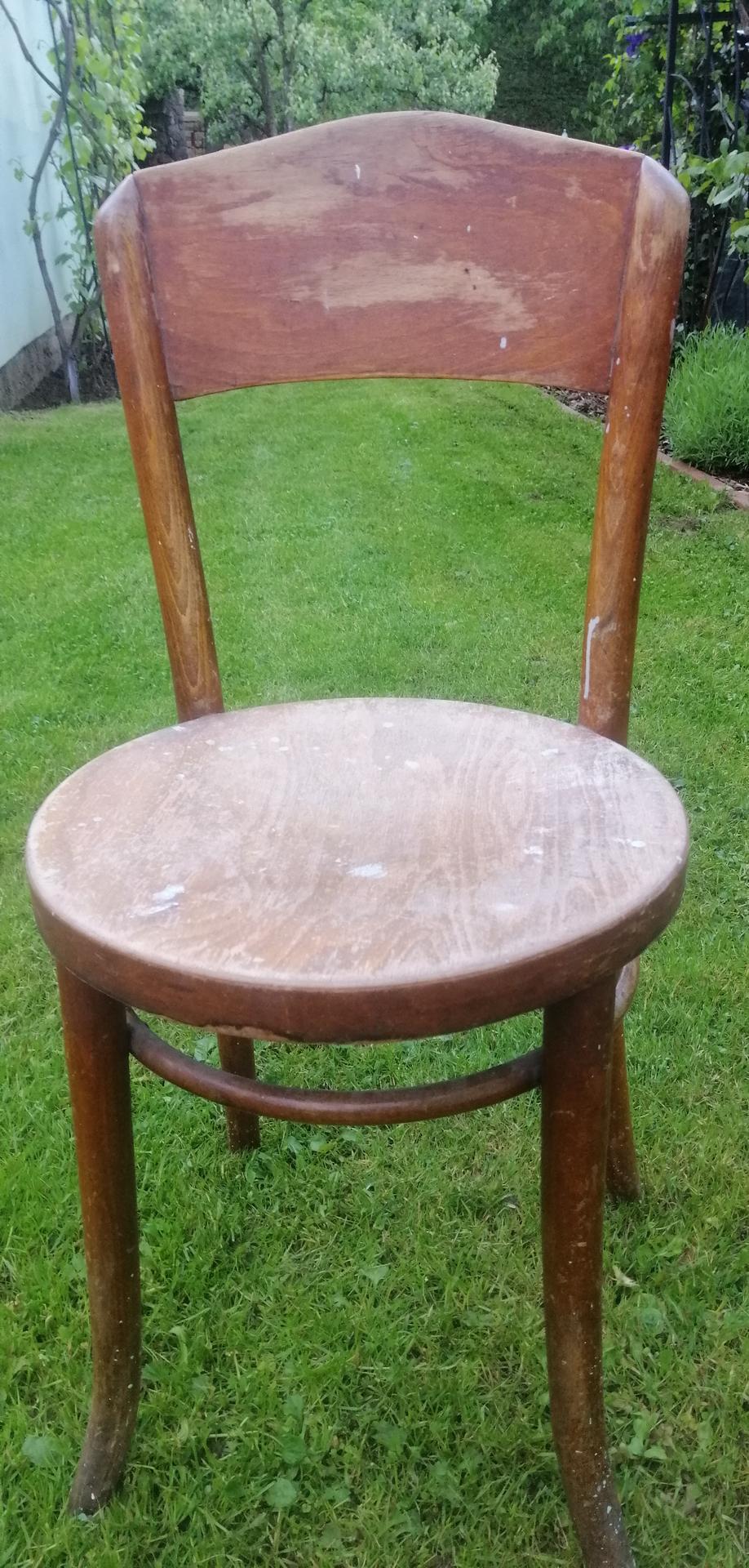 Premena starej stoličky - Obrázok č. 3
