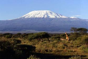 ...výstup na střechu Afriky, naše srdeční záležitost. :-)