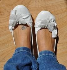 botičky na přezutí