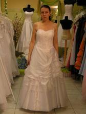 šaty č. 1 - spredu