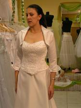 šaty č. 3 - s kabatikom
