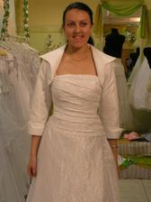 šaty č. 4 - s kabatikom