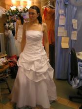 šaty č. 5 - spredu