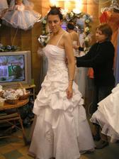 šaty č. 5 - zboku
