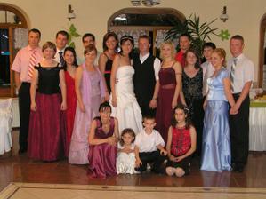 spoločná foto s družinou :O)
