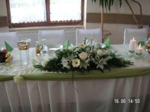 hlavný stôl :O)