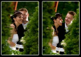 tieto fotky mám rada, tie zaľúbené výrazy hovoria za všetko, že ma veľmi miluje :O)