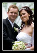 a taká klasická portrétovka svadobná :O)))
