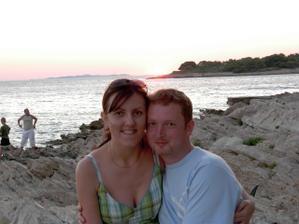 svadobná cesta v Chorvátsku :O)