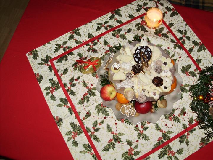 Pečení,vaření,grilování.....je libo něco dobrého do bříška ................ - Vánoční čas