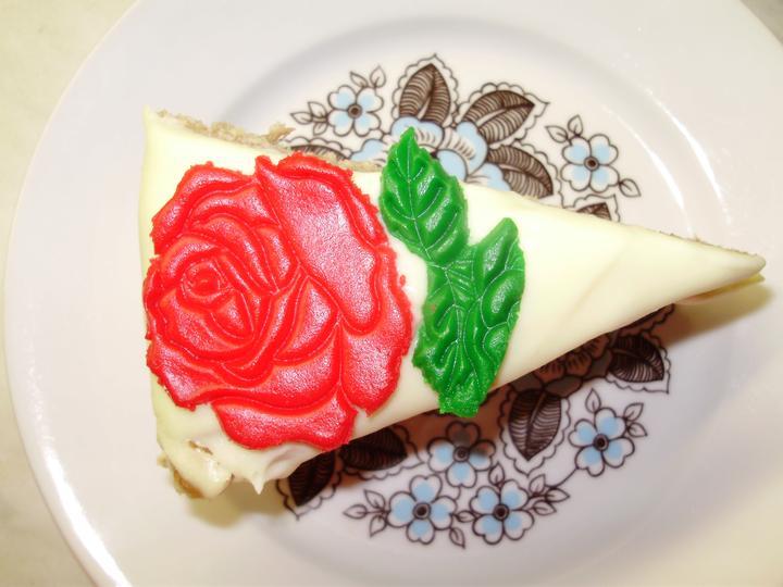 Pečení,vaření,grilování.....je libo něco dobrého do bříška ................ - Marcipánový dortík
