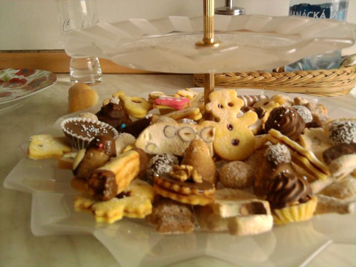 Pečení,vaření,grilování.....je libo něco dobrého do bříška ................ - Vánoční cukroví