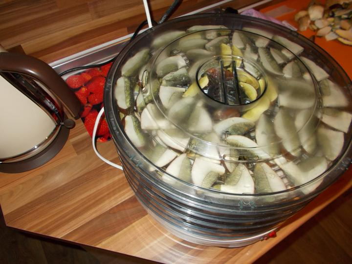 Pečení,vaření,grilování.....je libo něco dobrého do bříška ................ - Sušení hub