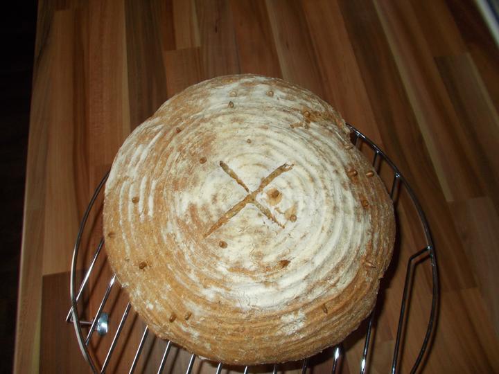 Pečení,vaření,grilování.....je libo něco dobrého do bříška ................ - Grahamový chlebík
