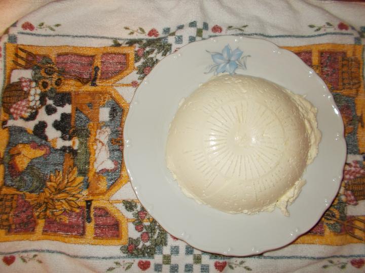 Pečení,vaření,grilování.....je libo něco dobrého do bříška ................ - Domácí sýr