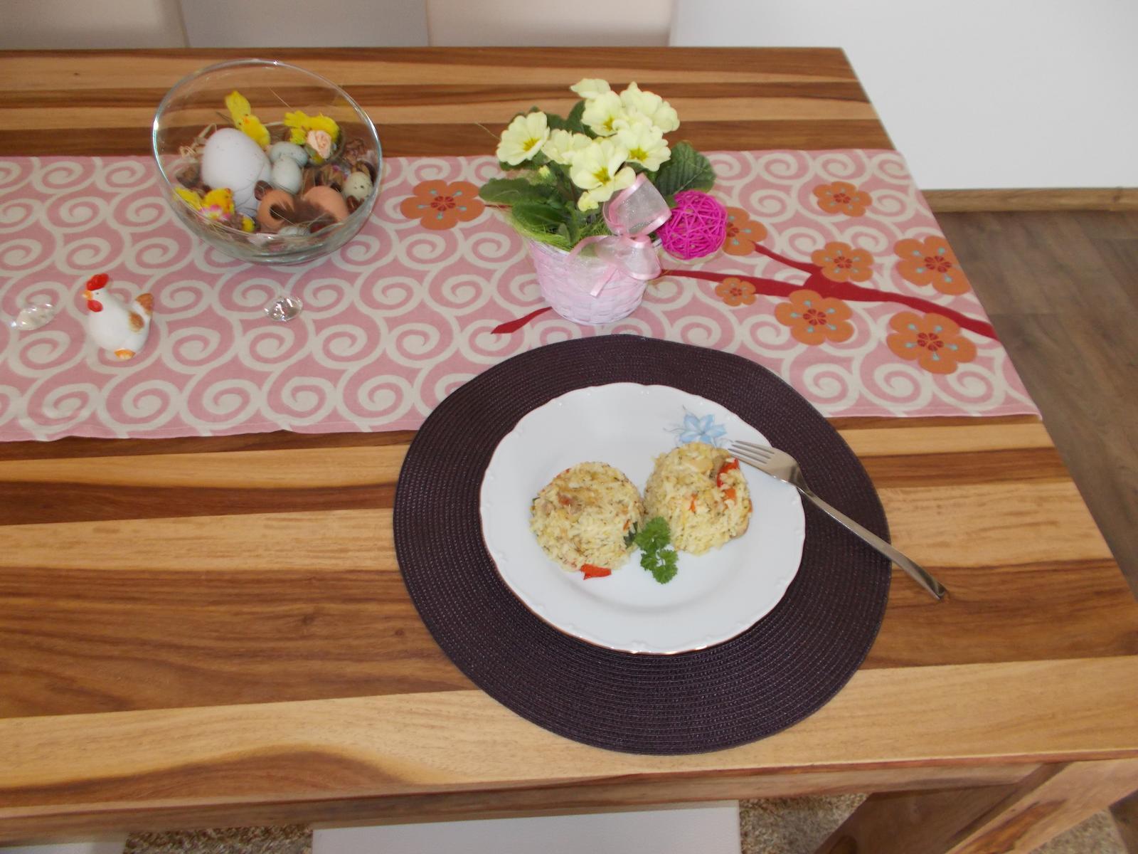Pečení,vaření,grilování.....je libo něco dobrého do bříška ................ - Rizoto