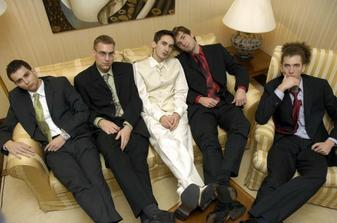 ženíchova mafia ;)