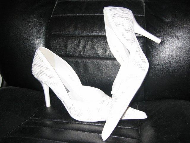 Anet - prípravy - moje topánočky :-)