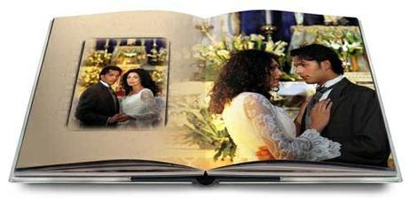 ...již zmíněná svatební kniha