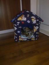 aj Ajko má svoj domček...