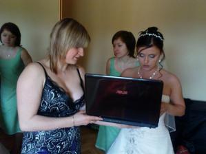 poslední organizace před svatbou