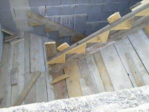 schody do pivnice