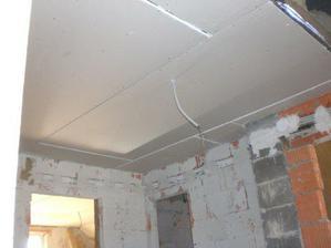 sadrokartónový strop