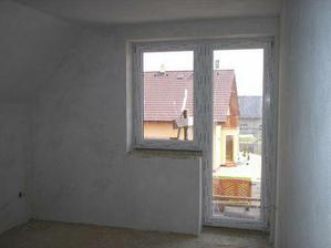 izba na poschodí