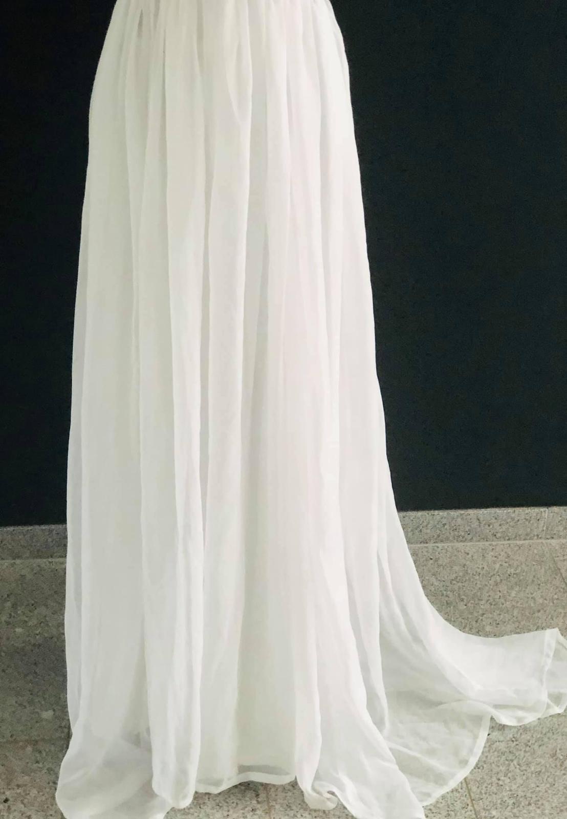 Svadobné / spoločenské šaty - Obrázok č. 2