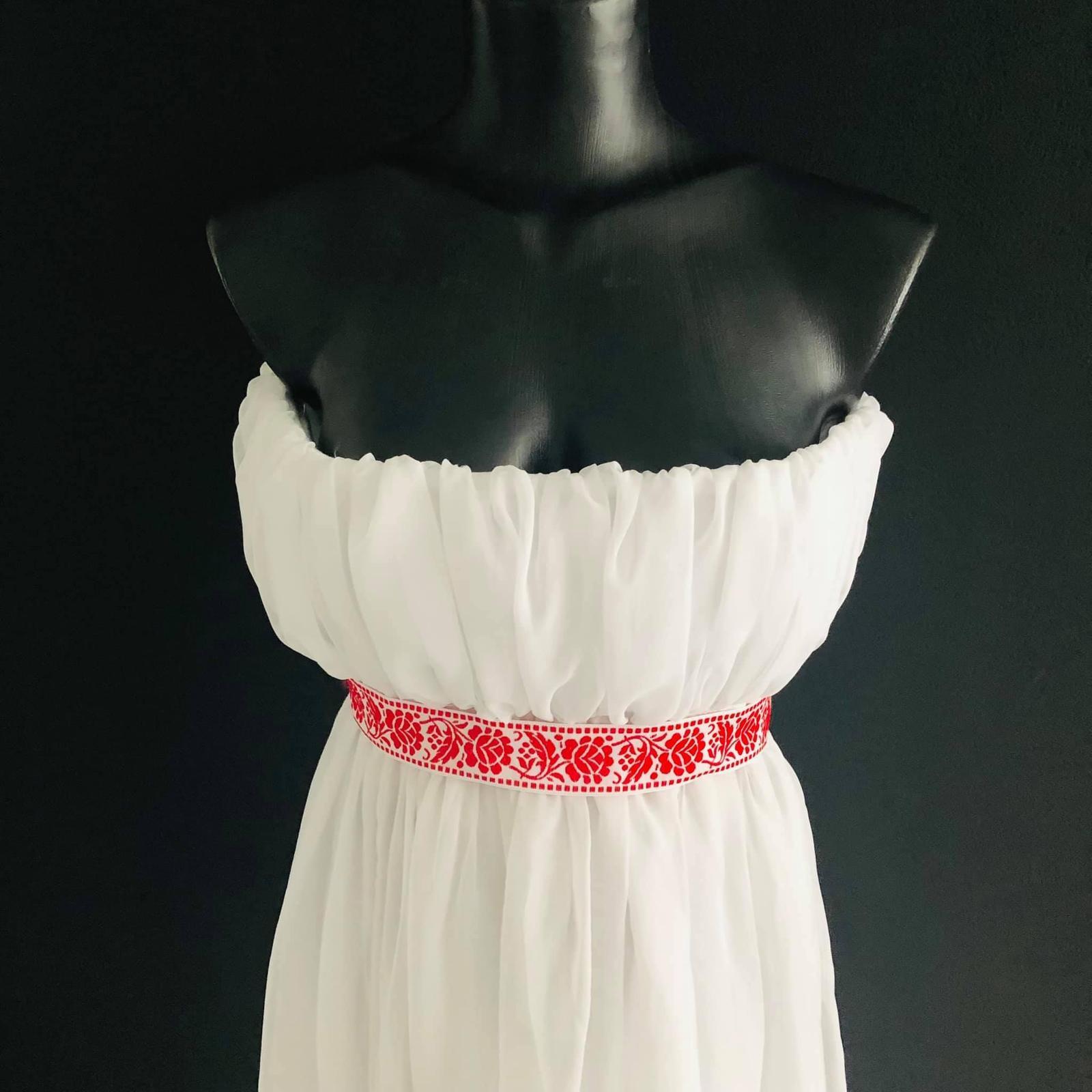 Svadobné / spoločenské šaty - Obrázok č. 4
