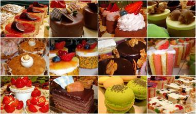 čokoládový dort z café st.tropez:-) francouzská klasika