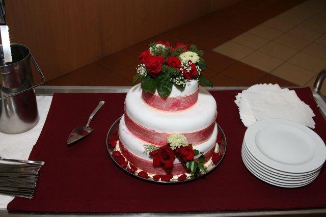 Monika a Marek - naša tortička